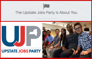 About the Upstate Jobs Party