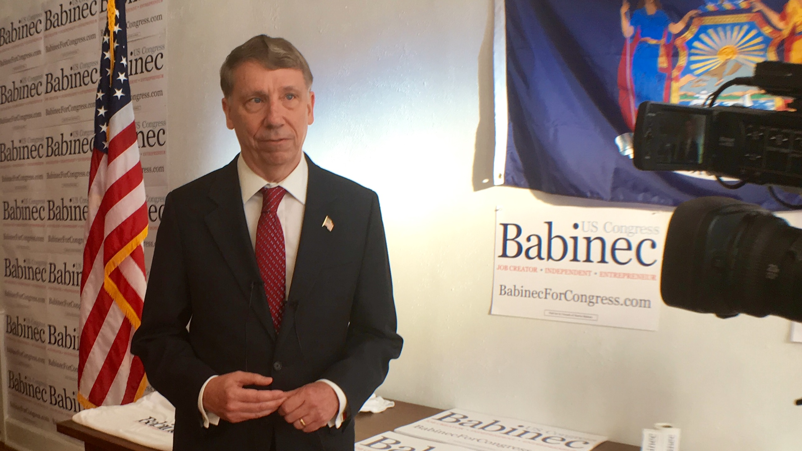 Babinec Announces Formation of Upstate Jobs Party