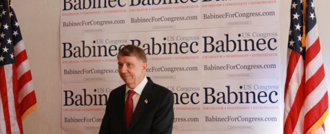 Martin Babinec Announces Creation of New Independent Party Line - Upstate Jobs Party