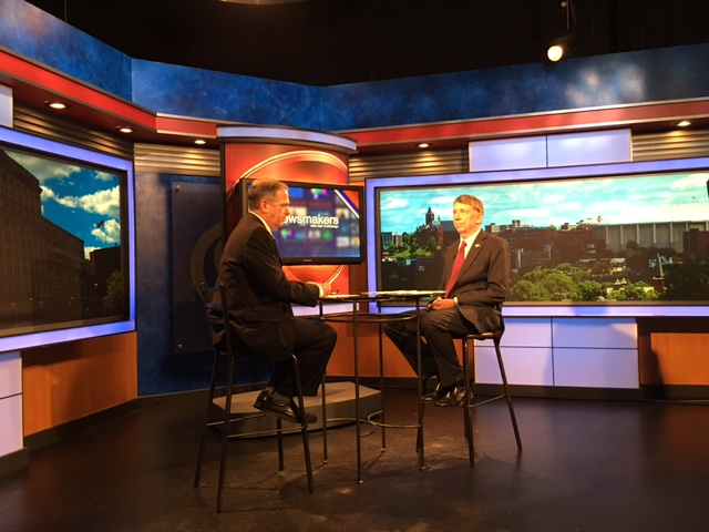 WSYR Newsmakers Interview w/ Martin Babinec