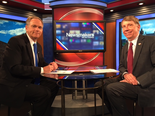 WSYR Newsmakers w/ Martin Babinec