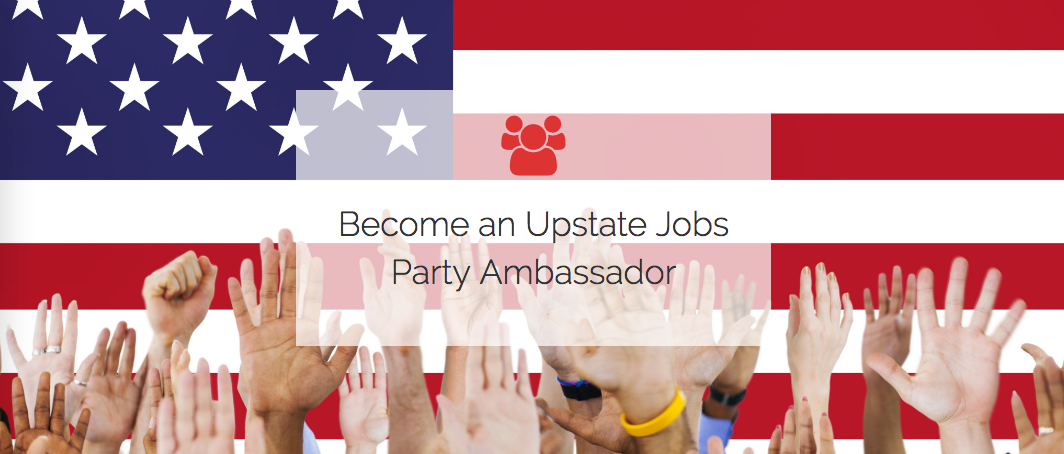 Creating a New Political Party | Upstate Jobs Party