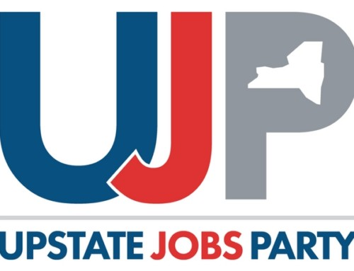 Upstate Jobs Party Joins Calls for Upstate Debate