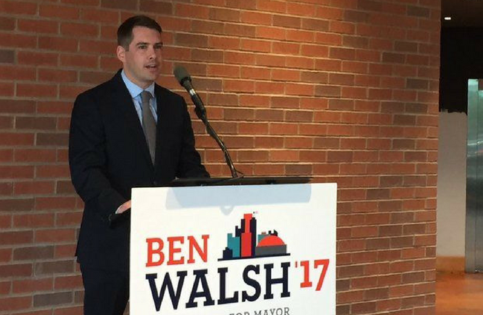 UJP Backs Ben Walsh's Bid for Syracuse Mayor
