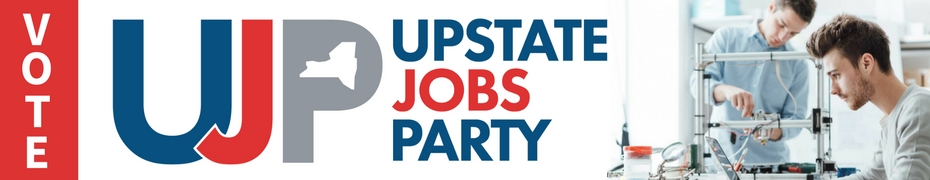 Vote Upstate Jobs Party