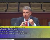 Martin Babinec Testimony to NYS Assembly