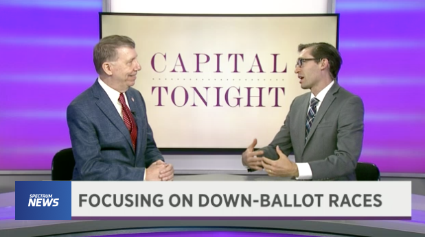 Spectrum News: Upstate Job Party's 2018 Strategy
