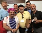 Martin Babinec & StartFast Grad Lot Monkey   Upstate NY