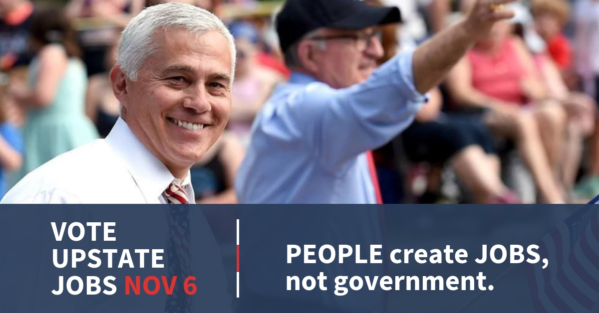 Creating a Political Party | Upstate Jobs Party